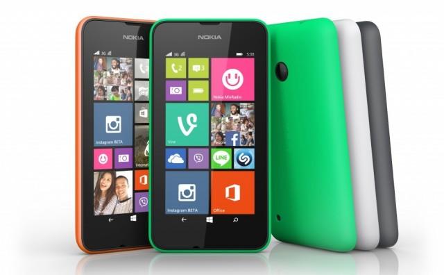 Microsoft-ը թողարկում է Lumia 530 մատչելի սմարթֆոնը