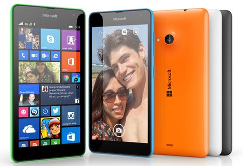 Պաշտոնապես ներկայացվել է Microsoft Lumia 535 սմարթֆոնը