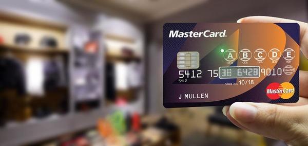 MasterCard-ը էկրանով ինտերակտիվ վճարային քարտ է թողարկել