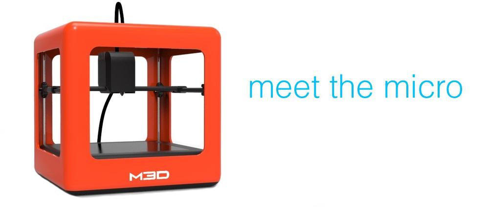Micro 3D տպիչը ռեկորդ է սահմանել Kickstarter հարթակում