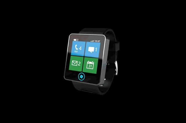 Microsoft-ի «խելացի» ժամացույցը կարող է աշխատել iOS և Android համակարգերով