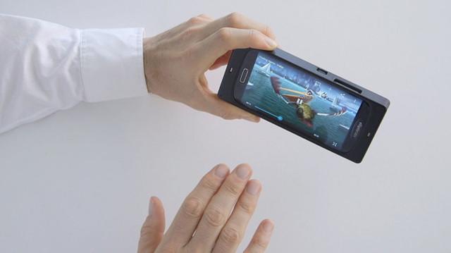 Սմարթֆոնը ժեստերի միջոցով կառավարելու նոր տեխնոլոգիա