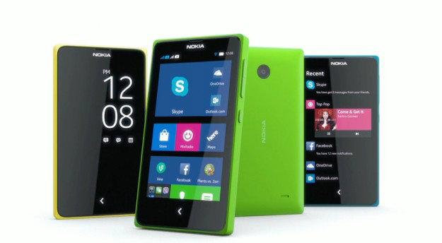 Nokia-ն աշխատում է նոր Android սմարթֆոնի վրա