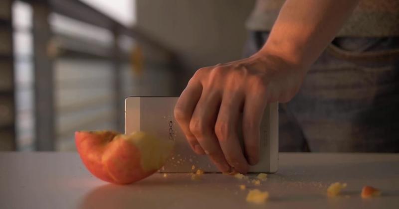 Oppo R5. Պրովոկացիոն գովազդային տեսահոլովակ
