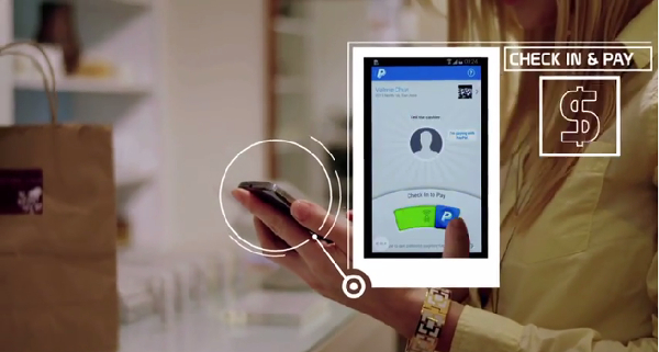Paypal-ը թողարկել է բջջային հավելված, որը թույլ է տալիս վճարումներ կատարել մատնահետքի միջոցով