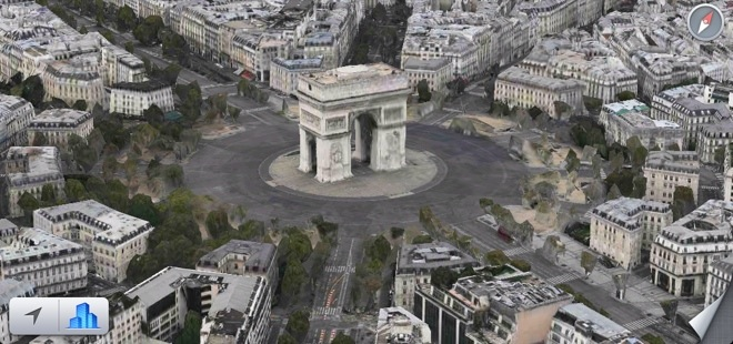 Apple-ի նոր քարտեզը քաղաքների վրայով «թռչելու» հնարավորություն կտա