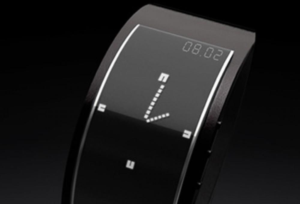 Sony-ն էլեկտրոնային թղթից պատրաստված «խելացի» ժամացույց է մշակում