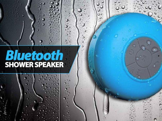 Bluetooth Shower Speaker. Ջրակայուն բարձրախոս