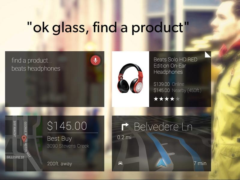 Google Glass-ը համալրվում է գնումների համար նախատեսված RedLaser հավելվածով