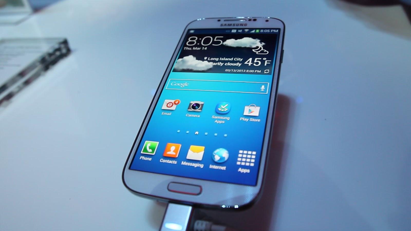 Samsung ընկերությունը 200 միլիոն Galaxy S սմարթֆոն է վաճառել