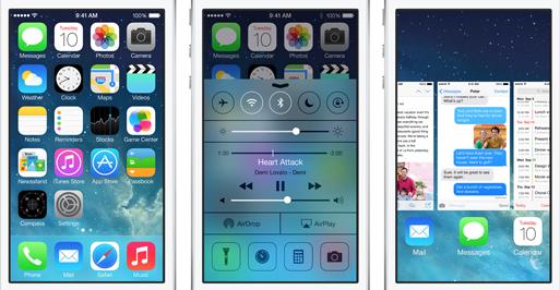 Apple-ը լրամշակել է iOS 7-ը. թողարկվել է iOS 7.1 թարմացումը