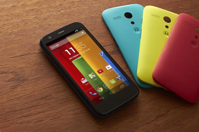 Ներկայացվել է LTE-ով աշխատող Motorola Moto G սմարթֆոնը
