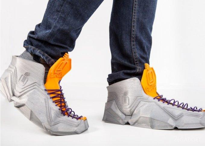 Sneakerbot. 3D տպիչի միջոցով ստեղծված սպորտային կոշիկներ