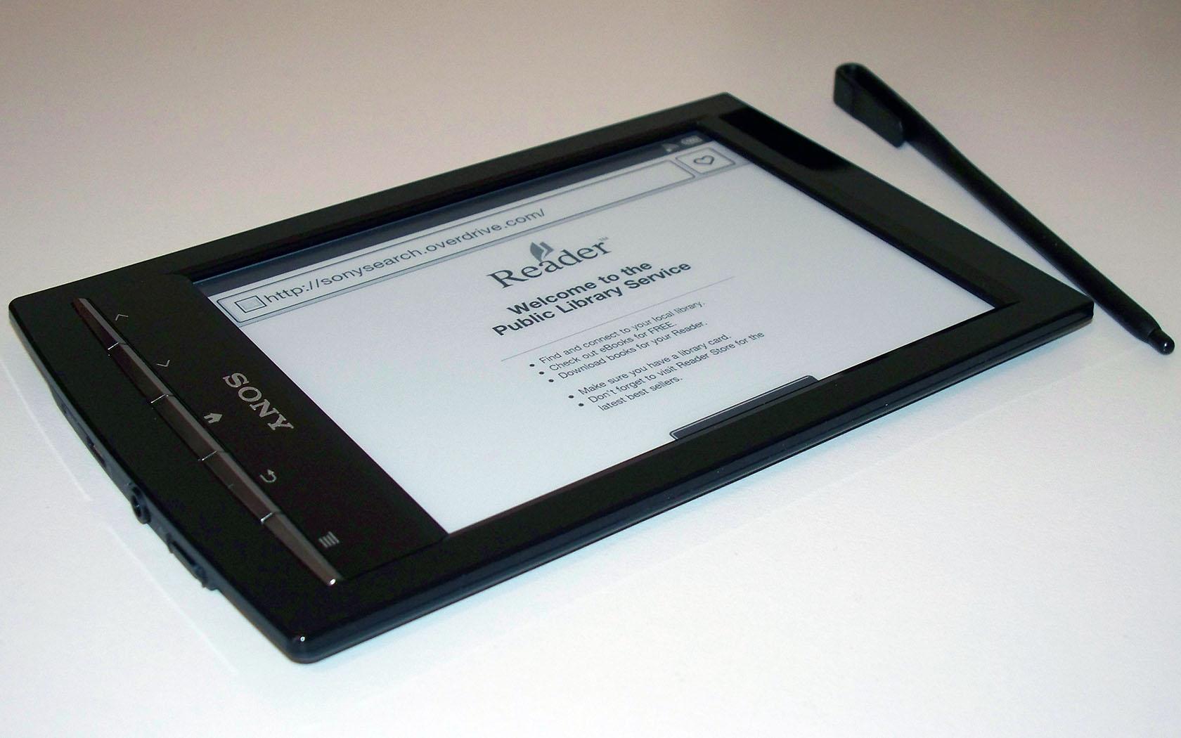Sony-ն ներկայացրել է Digital Paper էլեկտրոնային գիրքը