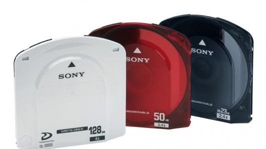 Մինչև 1TB տարողությամբ օպտիկական սկավառակներ Sony-ից և Panasonic-ից: