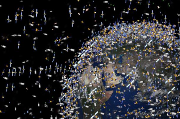 Ավստրալիան տիեզերական աղբի դեմ լազերով կպայքարի