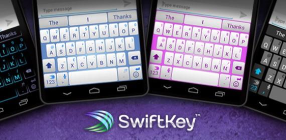 Անվճար դառնալուց հետո SwiftKey ստեղնաշարի օգտատերերի քանակը 54%-ով աճել է