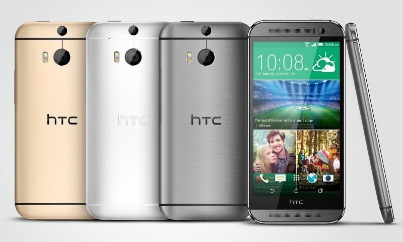 HTC ընկերությունը ներկայացրել է HTC One M8 սմարթֆոնը