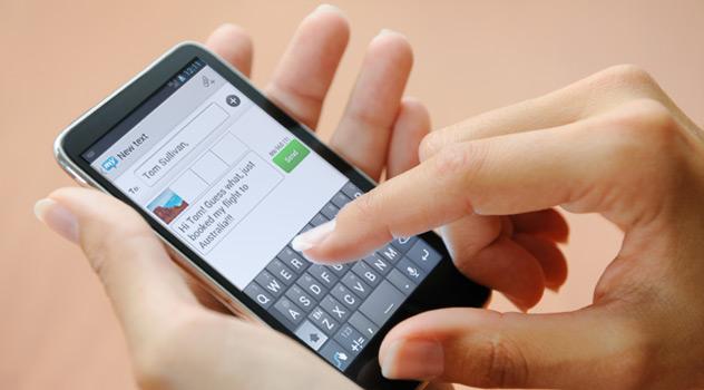 16-ամյա պատանին աշխարհում ամենաարագն է SMS գրում