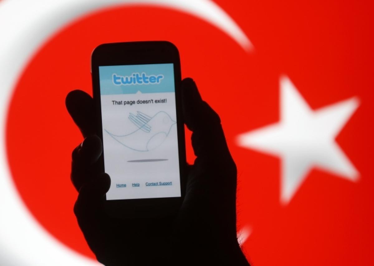 թուրքիան անկարող է արգելափակել Twitter-ը