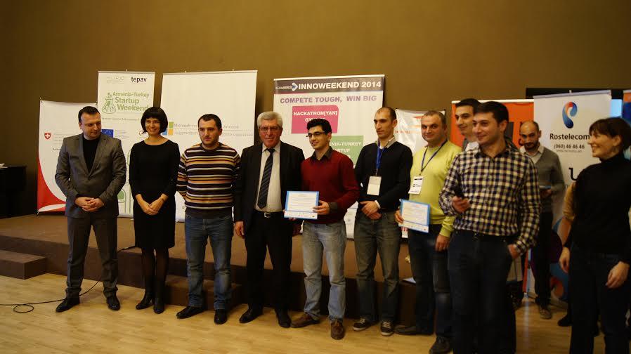 Գյումրիում կայացած ArmeniaFTW միջազգային սթարթափ մրցույթի  հաղթող ճանաչվեցին SoloLearn, SkyCriptor և ggTaxi  սթարթափերը