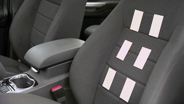 Ford-ն ավտոմեքենայի «խելացի» նստատեղեր է ստեղծում