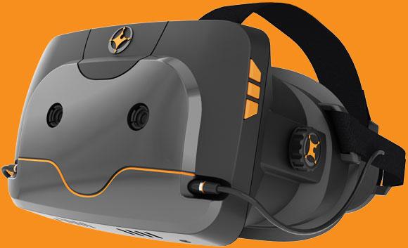 Oculus Rift-ի նոր մրցակիցը