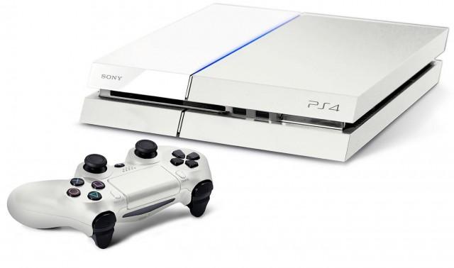 Sony-ն ներկայացրել է Playstation 4 կցորդի սպիտակ տարբերակը