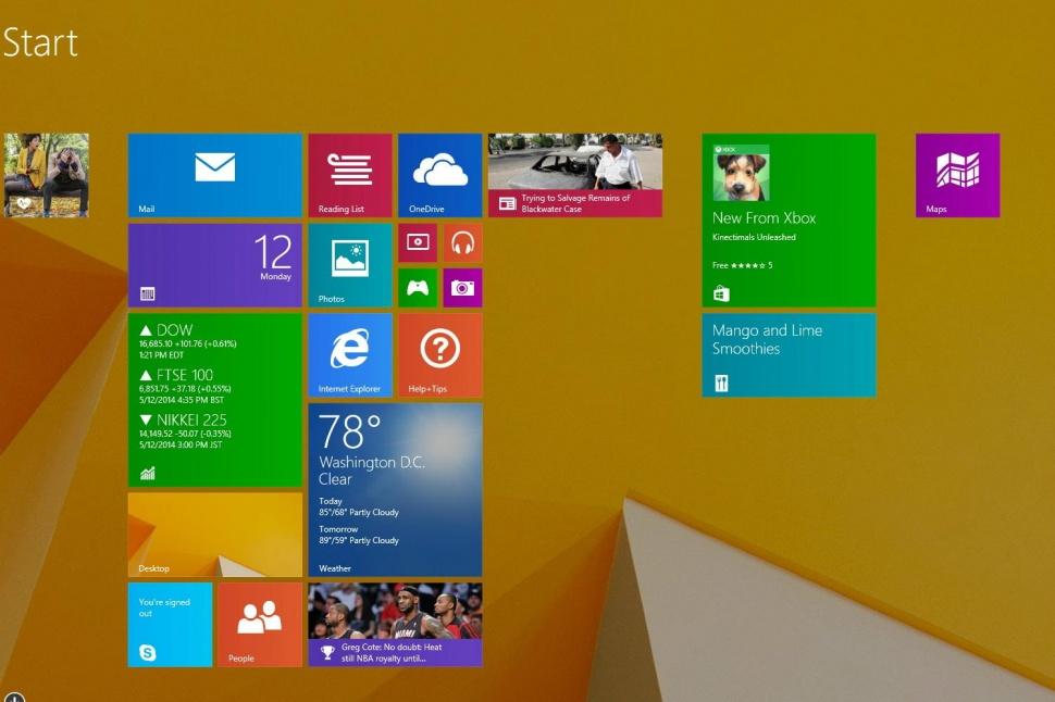 Windows 9-ը կարող է թողարկվել այս աշնանը