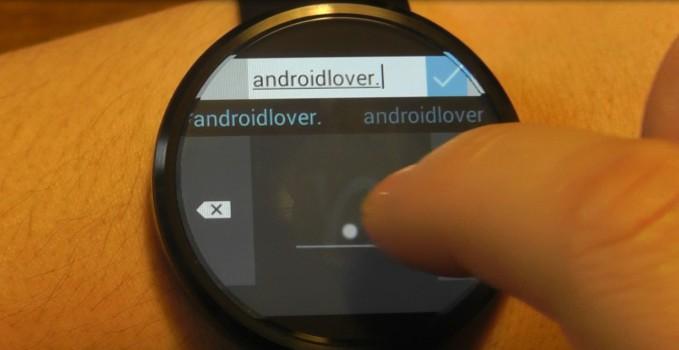 Microsoft-ը ստեղծել է Analog Keyboard ստեղնաշարը Android Wear սարքերի համար