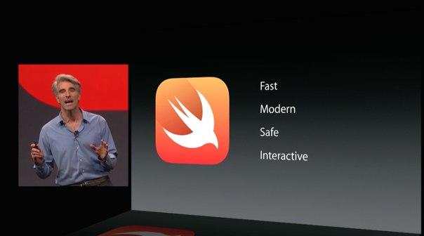 Apple-ը ներկայացրել է Swift ծրագրավորման նոր լեզուն