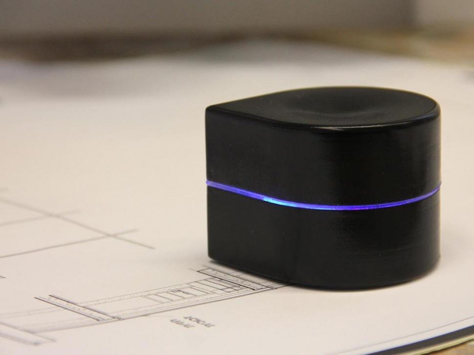 Mini Mobile Robotic. Տպիչ, որը շարժվում է թղթի վրայով