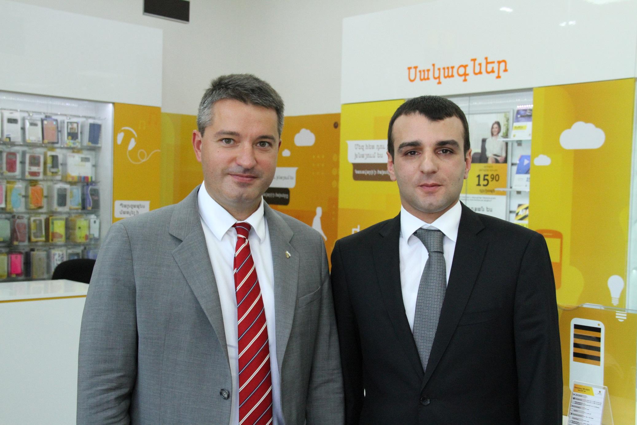Beeline. «Յունիբանկ» ՓԲԸ-ն հետ սպառողական վարկավորման ոլորտում համագործակցության ընդլայնում