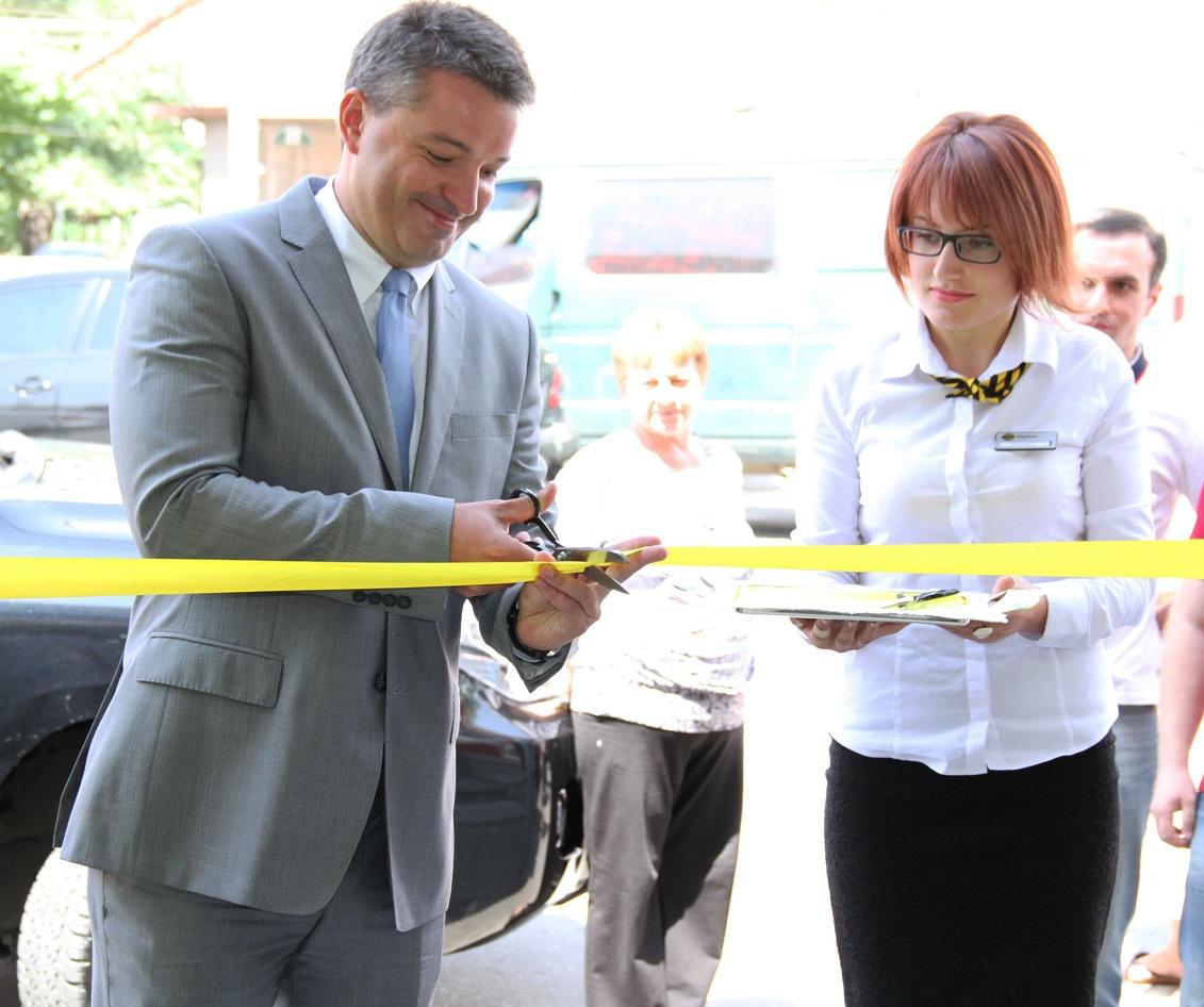 Beeline-ը վաճառքի և սպասարկման նոր գրասենյակ է գործարկել Շենգավիթում