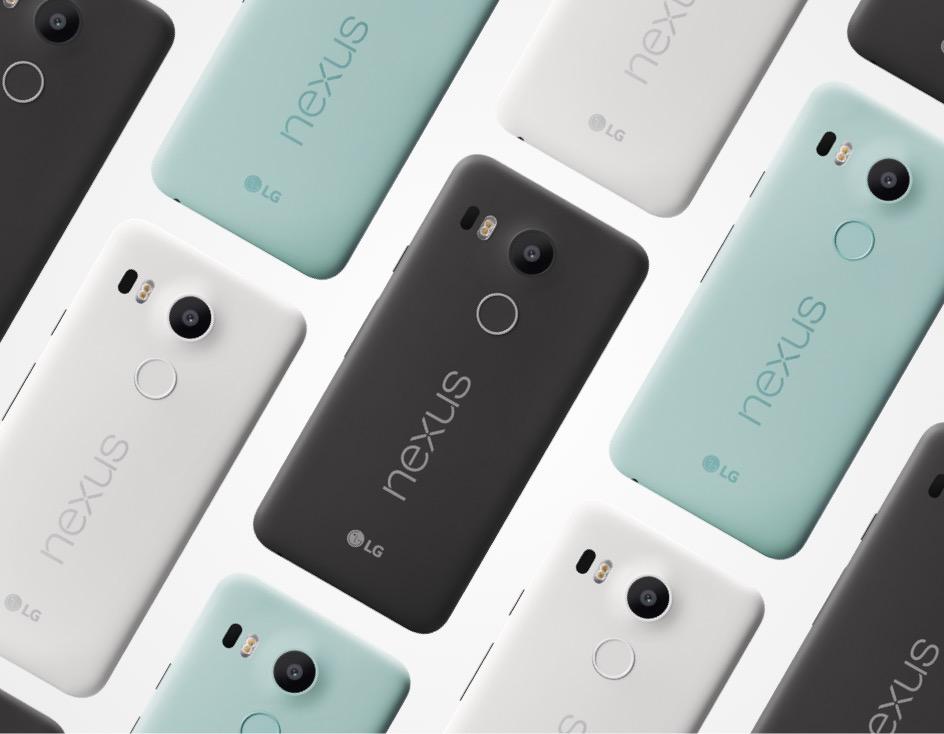 Google-ը ներկայացրել է Nexus 6P և Nexus 5X սմարթֆոնները