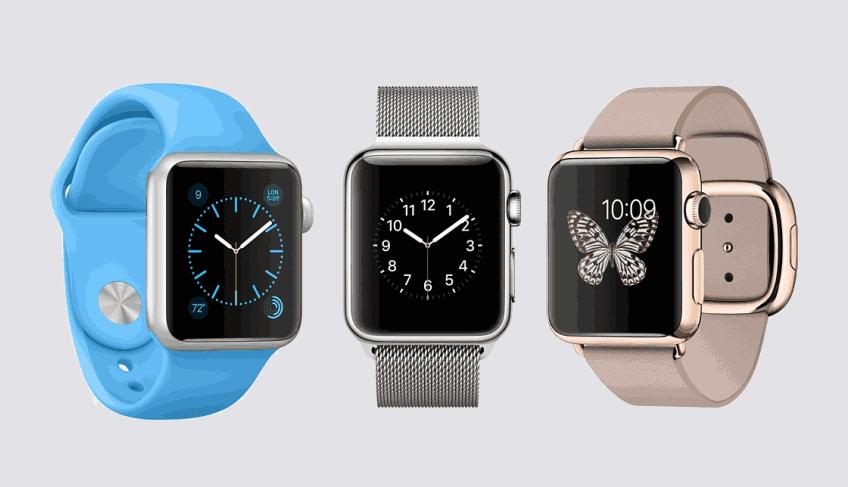 Apple-ն արդեն իսկ ստացել է Apple Watch-ի 1 մլն պատվեր