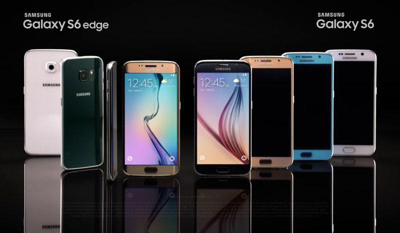 Samsung-ը ներկայացրել է Galaxy S6 և Galaxy S6 Edge սմարթֆոնները