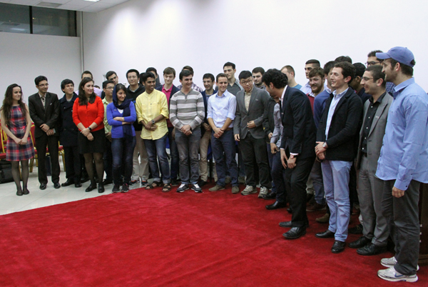 ՎիվաՍել-ՄՏՍ. Հայաստանում ընթանում է միկրոէլեկտրոնիկայի միջազգային ամենամյա օլիմպիադան