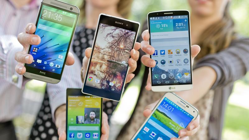Աշխարհի խոշորագույն սմարթֆոն արտադրողները՝ 2015 III եռամսյակ