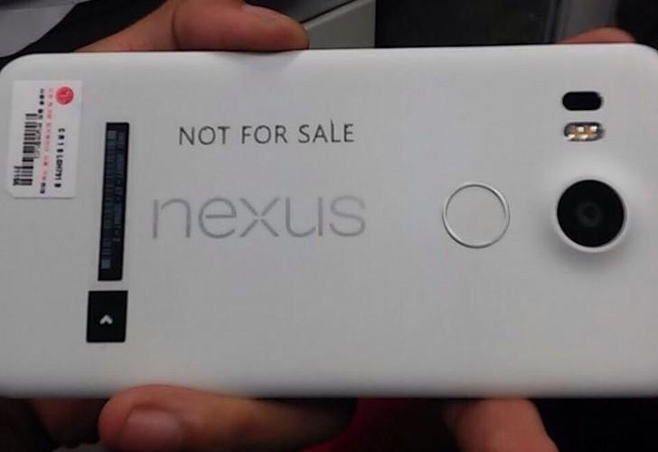 Համացանցում հայտնվել է նոր Nexus 5-ի առաջին նկարը