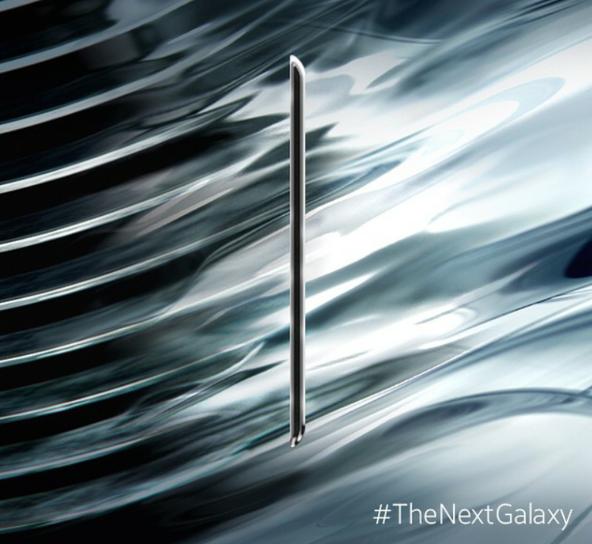 Samsung-ը հրապարակել է Galaxy S6-ի առաջին նկարը