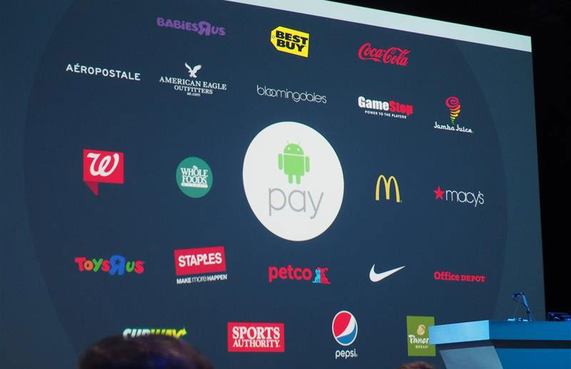 Google-ը գործարկել է Android Pay վճարային հարթակը