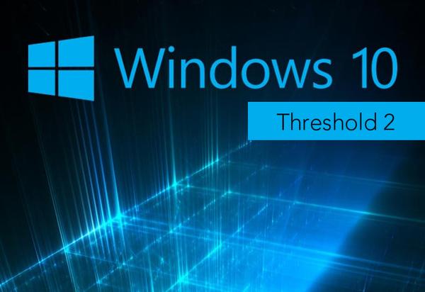 Microsoft-ը թողարկում է Windows 10-ի առաջին խոշոր թարմացումը
