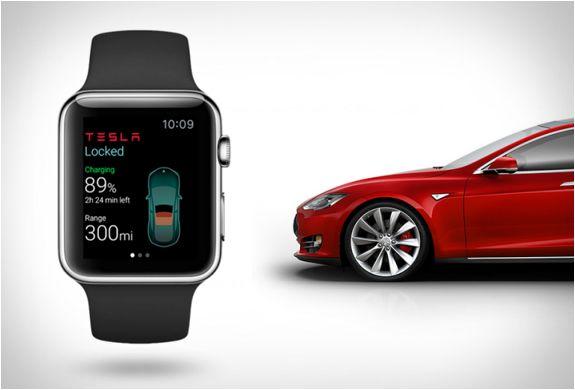 Այս հավելվածը թույլ կտա Apple Watch-ի միջոցով կառավարել Tesla Model S ավտոմեքենան