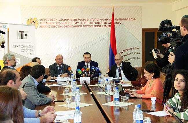 Ամփոփվել են «Հայկական ՏՀՏ եվրոպական ավտոարշավ» ծրագրի արդյունքները