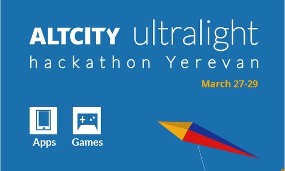 AltCity UltraLight Hackathon Երևան