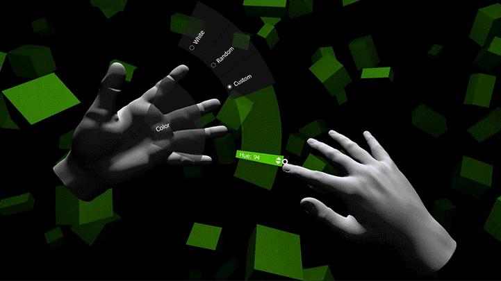 Ի՞նչ կստանանք, եթե համատեղենք Oculus Rift-ն ու Leap Motion-ը