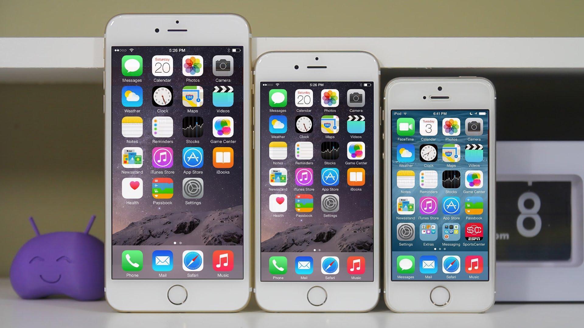 Այս տարի Apple-ը միանգամից iPhone-ի 3 նոր մոդել կթողարկի