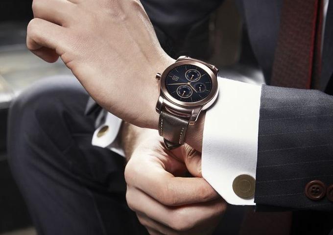 LG Watch Urbane` լյուքս դասի խելացի ժամացույց