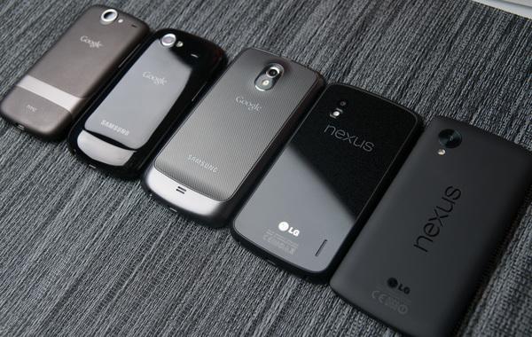 Google-ը Nexus 5-ի նոր մոդելը կներկայացնի գալիք հոկտեմբերին